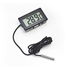 Shenzhen Digital Mini Thermometer For reptile With Cable
