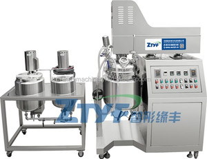 Thousand Island Vacuum Emulsifying Homogenizer