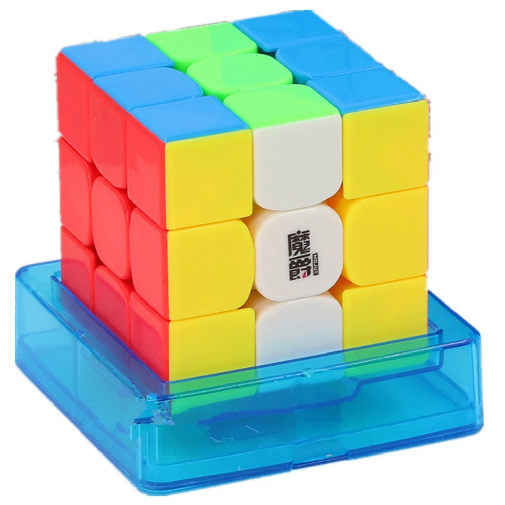 CuberSpeed MoJue M3 Stickerless 3x3 Speed cube Moyu Mojue M3 3x3x3 Stickerless Magic cube Puzzle