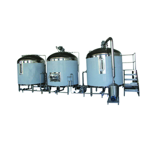 4500L beer plant machinery for brewery