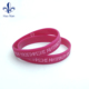 factory production popular new design RFID silicone wristband for custom