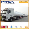 More safety 3 axle liquid diesel tanker with low price, diesel tanker trailer for sale