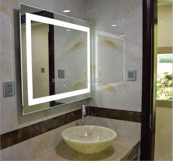 China Suppliers Smart Mirror Intelligent Bathroom Magic Tv Glass