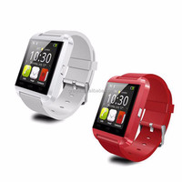 Cheap price Silver,Black,Gold,Red color oem GT08 U8 smart watch 2017