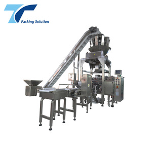 Automatic filling doy pouch packing machine for tea bag