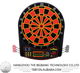 BIGBANG SPORTS target shooting vs phoenix dart game machine inflatable dart board for family