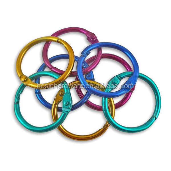 Color Book Rings Wholesale, Book Ring Suppliers - Alibaba