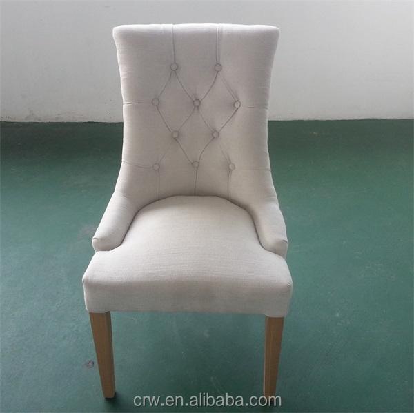 rch 4015 parsons chaise haute retour chaises rembourr es avec bouton chaises de salle manger. Black Bedroom Furniture Sets. Home Design Ideas