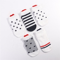 Casual Cotton Hosiery Solid Colour Breathable Cotton Low Cut Short Ankle Socks Sport Sock Fashion