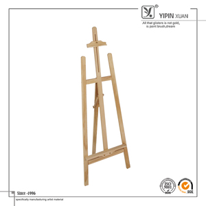 Wood Material and Sketch Easel,Painting Easel Wedding Stand Easel