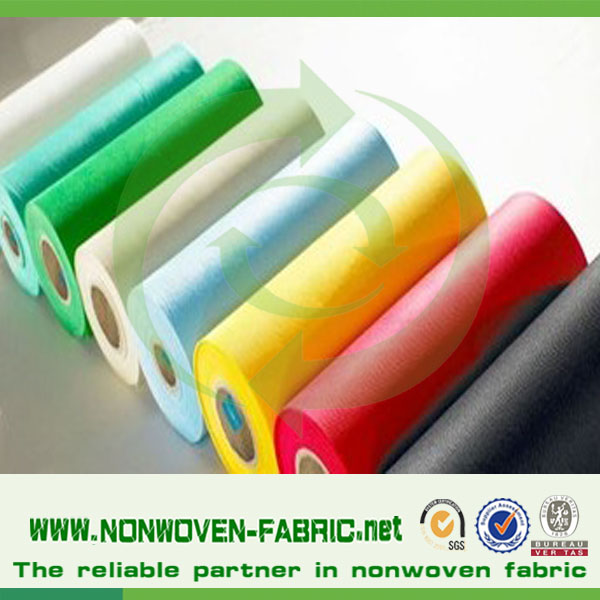 Wholesale fabric suppliers non woven PPSB, trusting nonwoven fabric in roll manufacturer in china