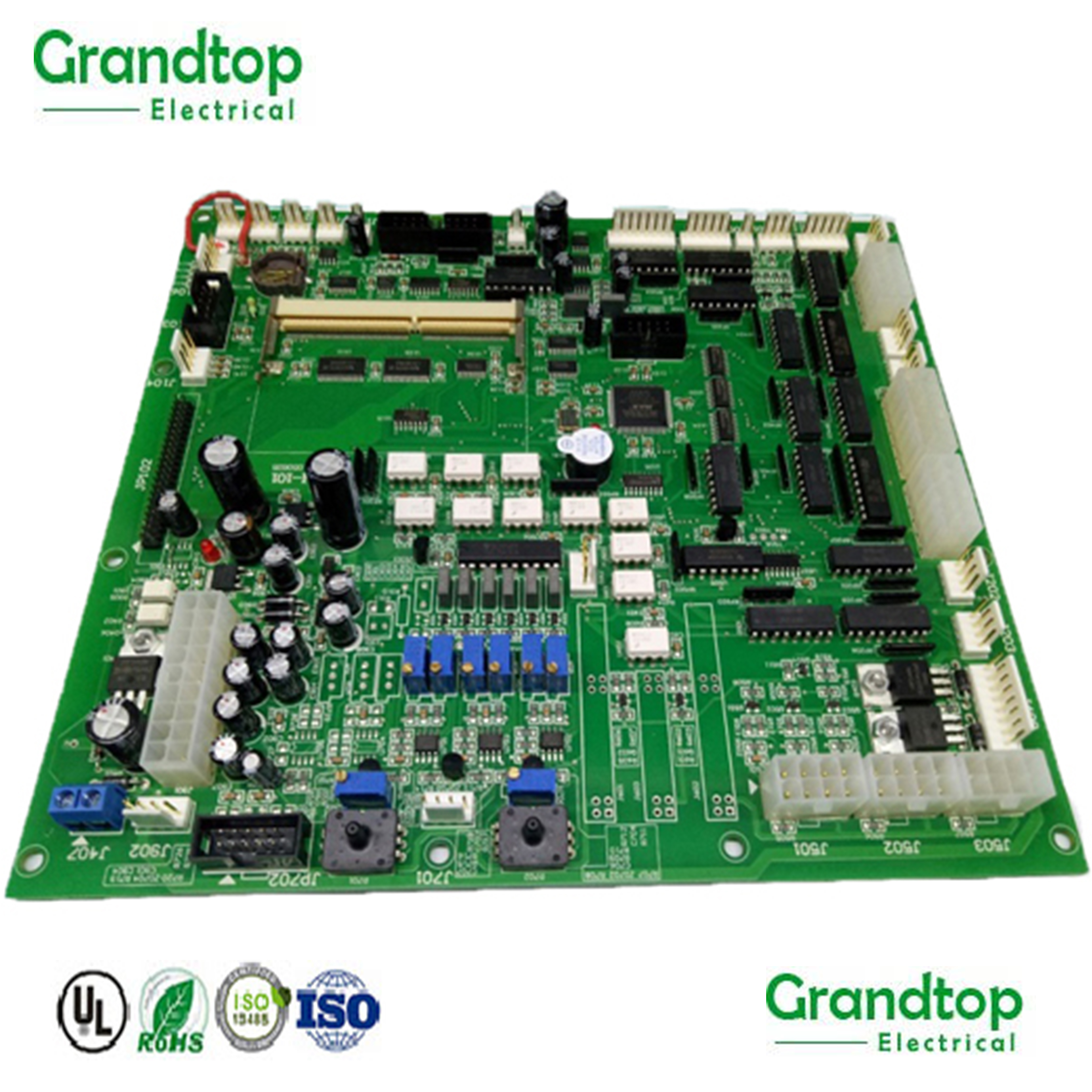 China Contracts Provider Manufacturers And Image Custom Printed Circuit Board Assembly Process Rohs Compliant Suppliers On Alibabacom