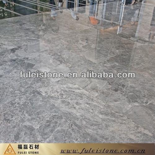 Marble Stone Factory Grey Slab Silver Ermine Marble