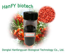 Factory made herb extract barbary wolfberry fruit which is Chinese wolfberry extract and liquid paste