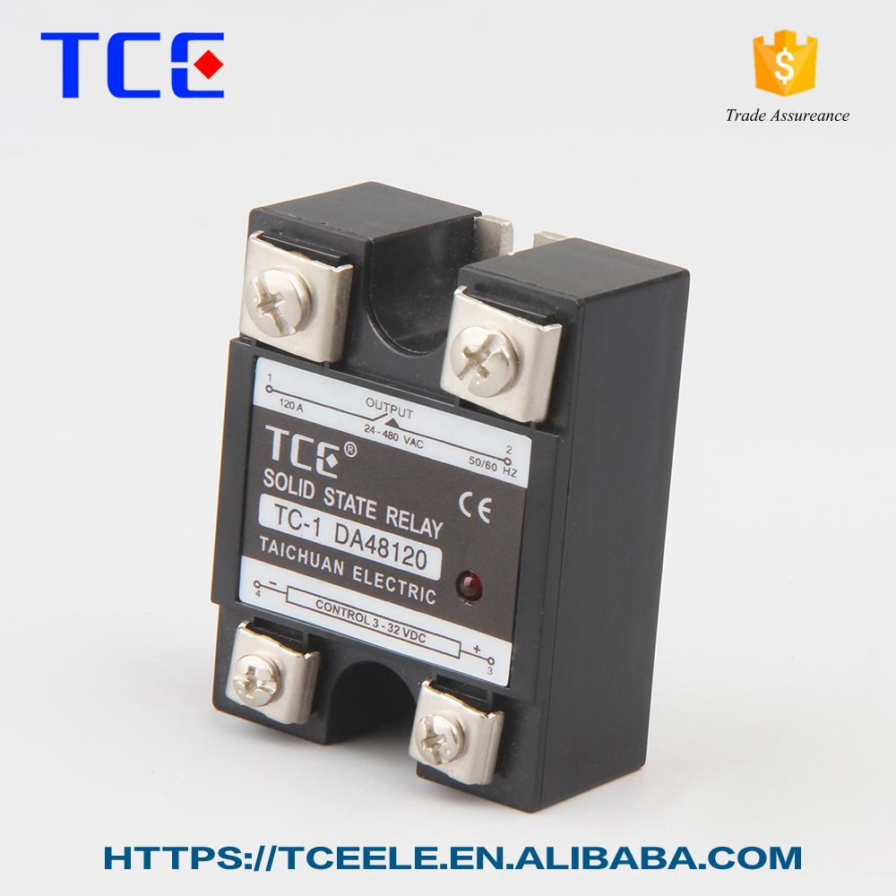 Low price low noise high sensitivity zero crossing solid state relay