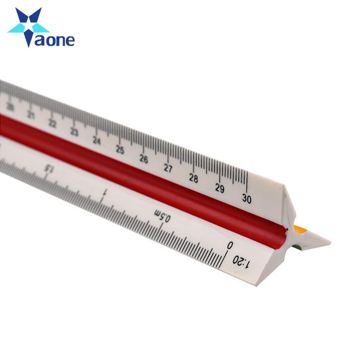 30cm Triangular Scale Ruler