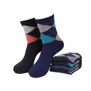 Wholesale fashion custom man dress socks athletic socks