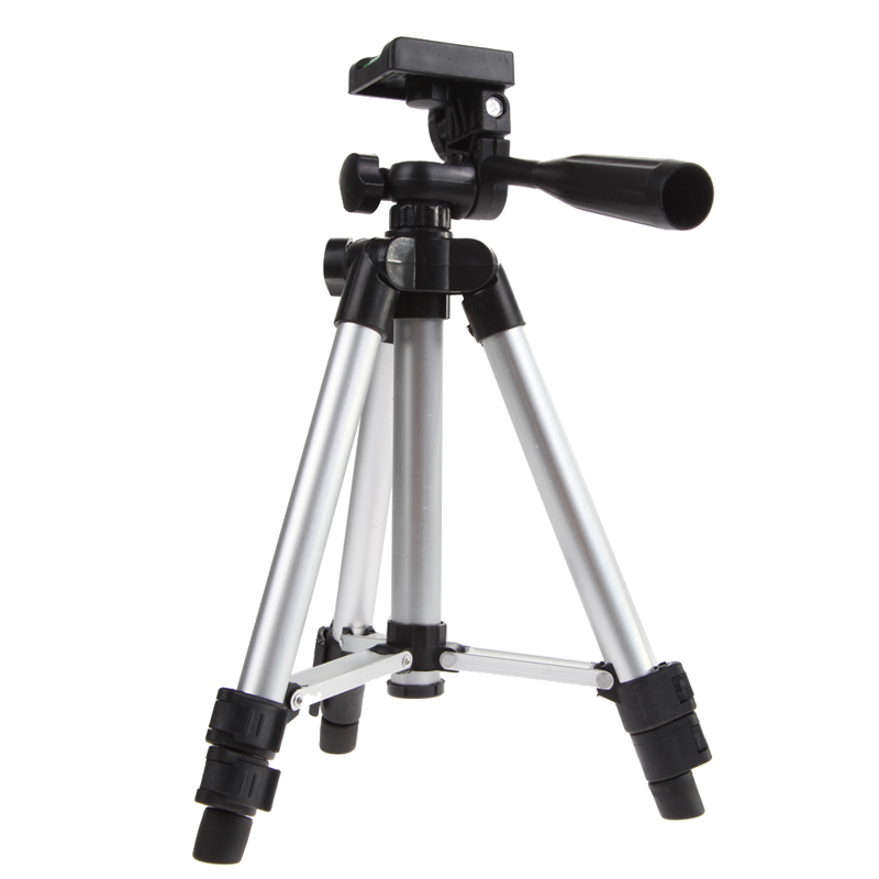 High Quality Portable Professional Camera Tripod Flexible Tripod Mount  With