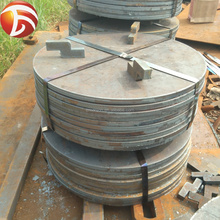 Fast Delivery 20mm Thick Steel Plate Sheets SS400 / ASTM A36 Cutting into Different Types of Steel Plate
