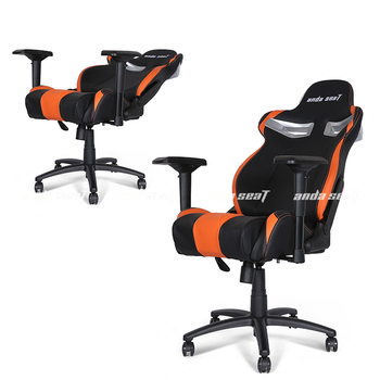 Hot Sale Computer Chair Orange PC Game Chair AD 3