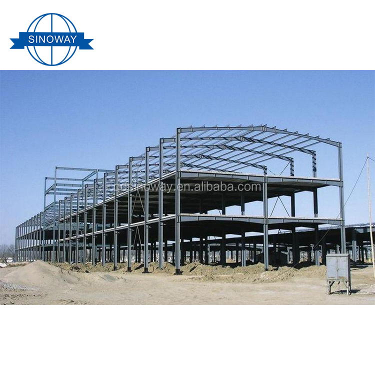 High quality good price prefabricated steel structure building OEM designs warehouse drawings