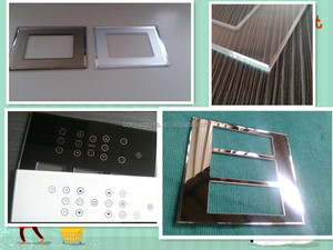 wall socket glass frame wall switch frame glass dimmer switch frame