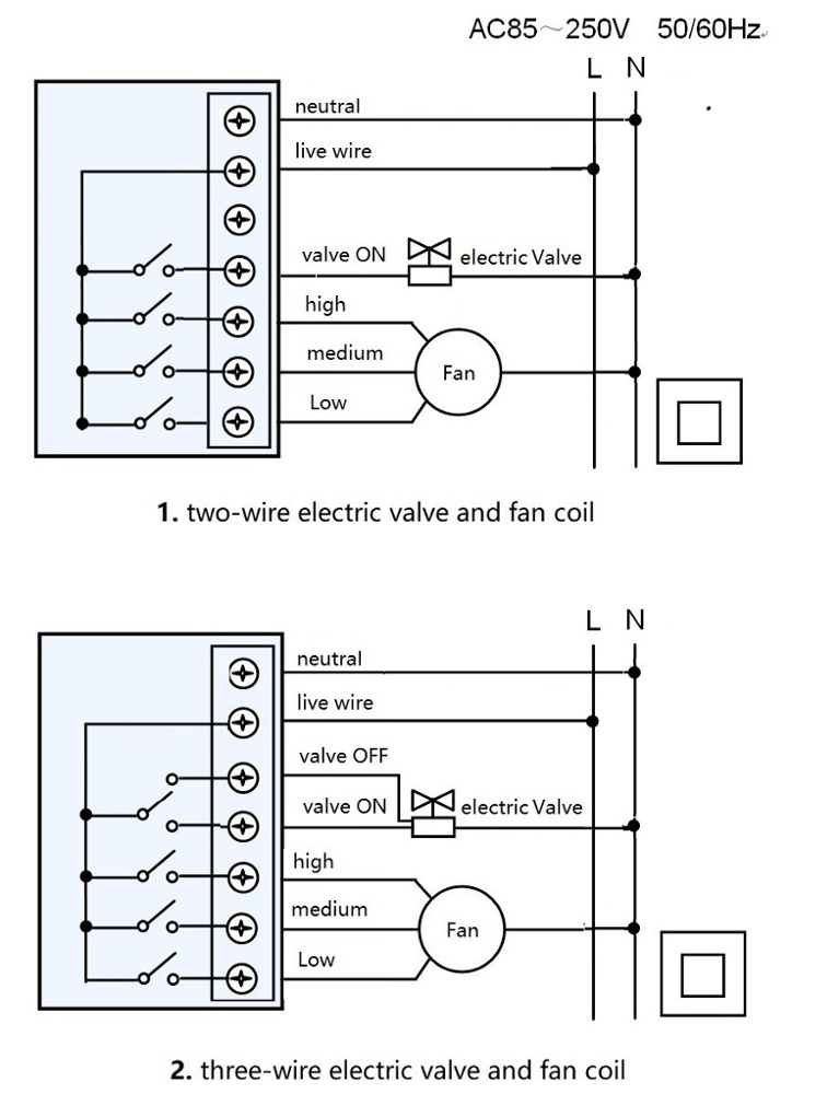 Emerson Digital Thermostat Wiring Diagram from sc02.alicdn.com