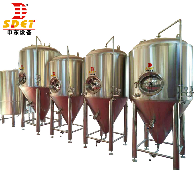 5bbl 50bbl complete stainless steel beer brewing fermenter
