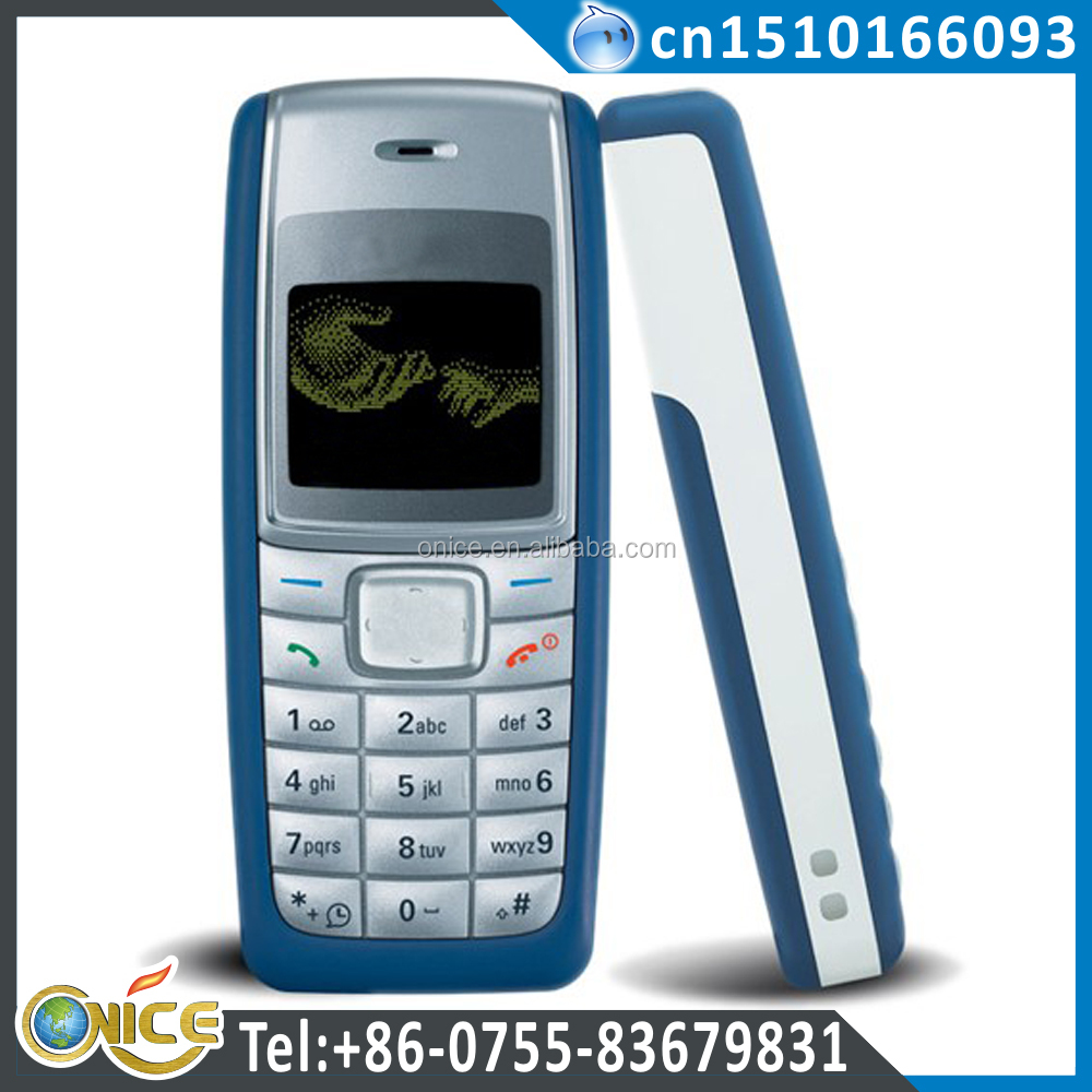 1110i Low price simple mobile phone used cellphone without camera GSM 900/1800MHz multi language