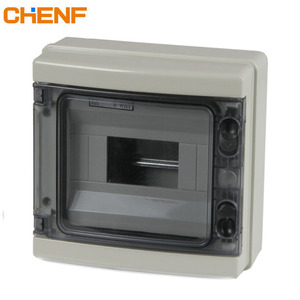 HA-8 8way Electrical panel board/ Waterproof Power Electric Distribution Box