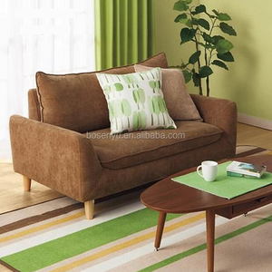 Rental housing small two seater sofa, 2 seat sofa for new small house