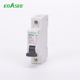 6A 10A 16A C45 structure Phase+Neutral Miniature Circuit Breaker