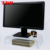 Acrylic Computer Monitor Stand Holder Space Saving Computer Desk Shelf Acrylic Organizer