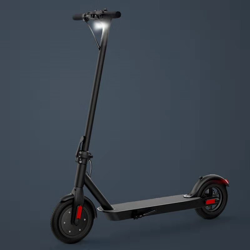 Good Quality Similar to Xiao mi Mi M365 Foldable Electric Scooter 12KG Weight 100KG Max Load Black And White Available