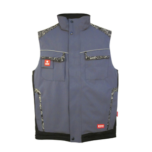 Factory worker uniform winter waistcoat mens sleeveless vest