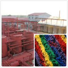 inorganic synthetic iron oxide red yellow black color pigments forpaint/coating/concrete