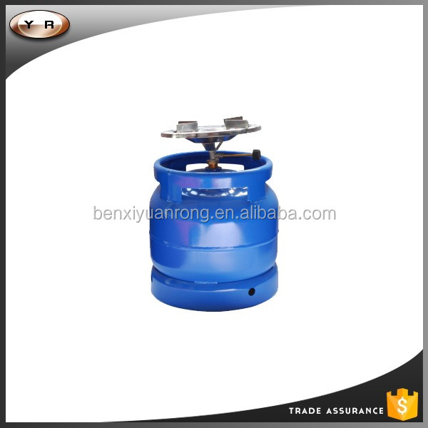 Provide Aluminum Gas Cylinder gas cylinder with burner in competitive price
