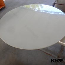 Dining Room Furniture quartz stone top large round dining table