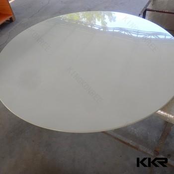 Dining Room Furniture Quartz Stone Top Large Round Table