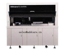 Automatic Chemiluminescence Analyzer Addcare CLIA 600 Immunoassay Workstations Automated barcode scanner