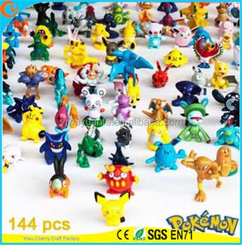 Haute Qualité Charmante Mode Populaire Jouet Pokemon Dessin Animé Diverses Couleurs Peluche 144 Conceptions Mini Pokemon Go Pokeball Buy Pokemon