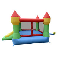Factory Wholesale Hot Sale PVC Commercial Mini Inflatable Bouncer House for Kids for Sale