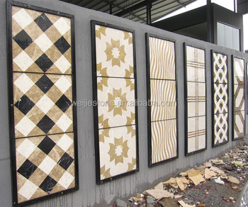 Stone And Marble Hall Room Kitchen Flooring And Wall Tile Design