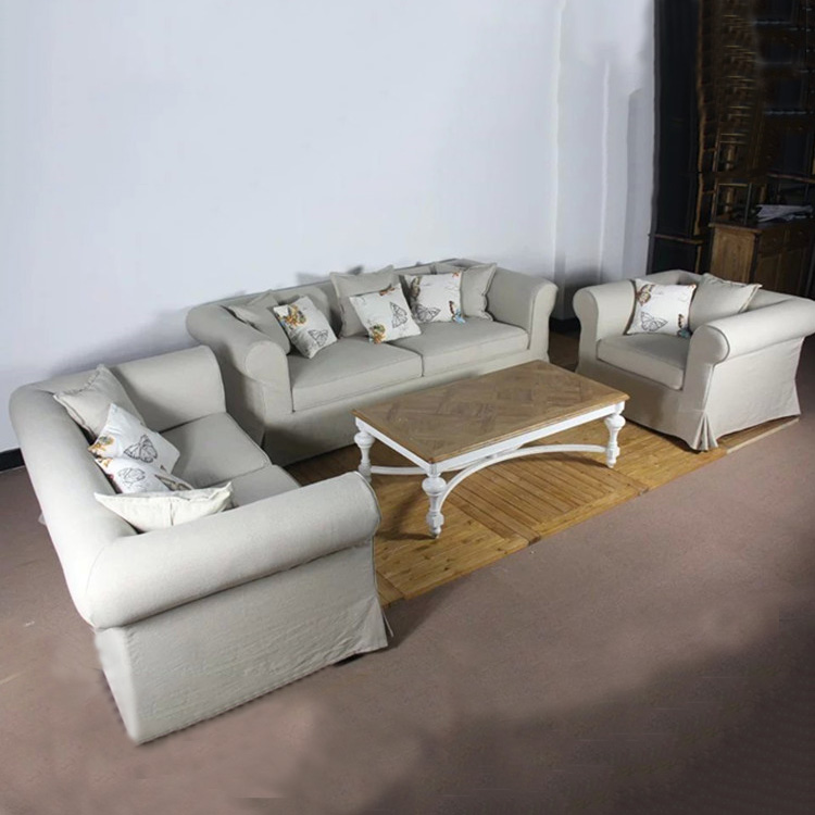 Support oem Combination Wooden Unique Modern Salon Waiting Home Furniture Sofa