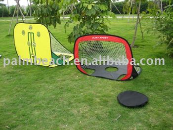 Portable Pop Up Soccer Goals With Bag/pop Up Junior Goal/soccer Goal