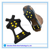 Winter Skiing Ice Spikes Crampons10 Spikes Silicone Ice Grip & Climbing Ice Crampons