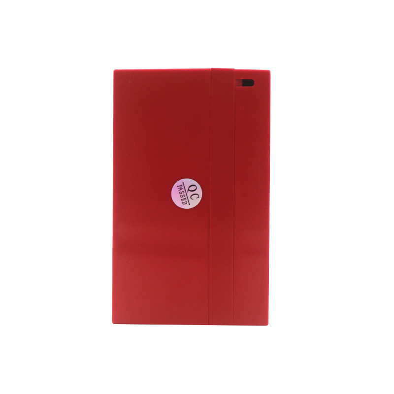Red Fire Alarm Break Glass Manual Call Point with Fireproof Material