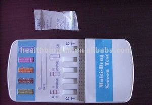 one step urine Drug of Abuse Drug rapid Test kits