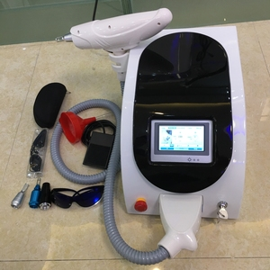 Q Switch Nd Yag laser tattoo removal machine China manufacturer lowest price