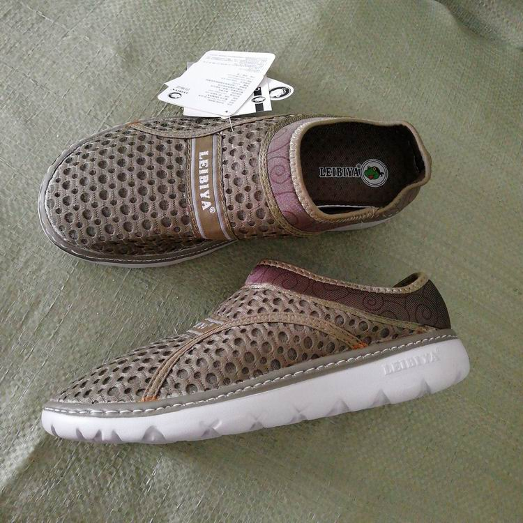 clearance stock lots EVA moulded outsole mesh upper casual shoes